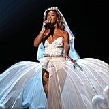 Pictured: Beyoncé