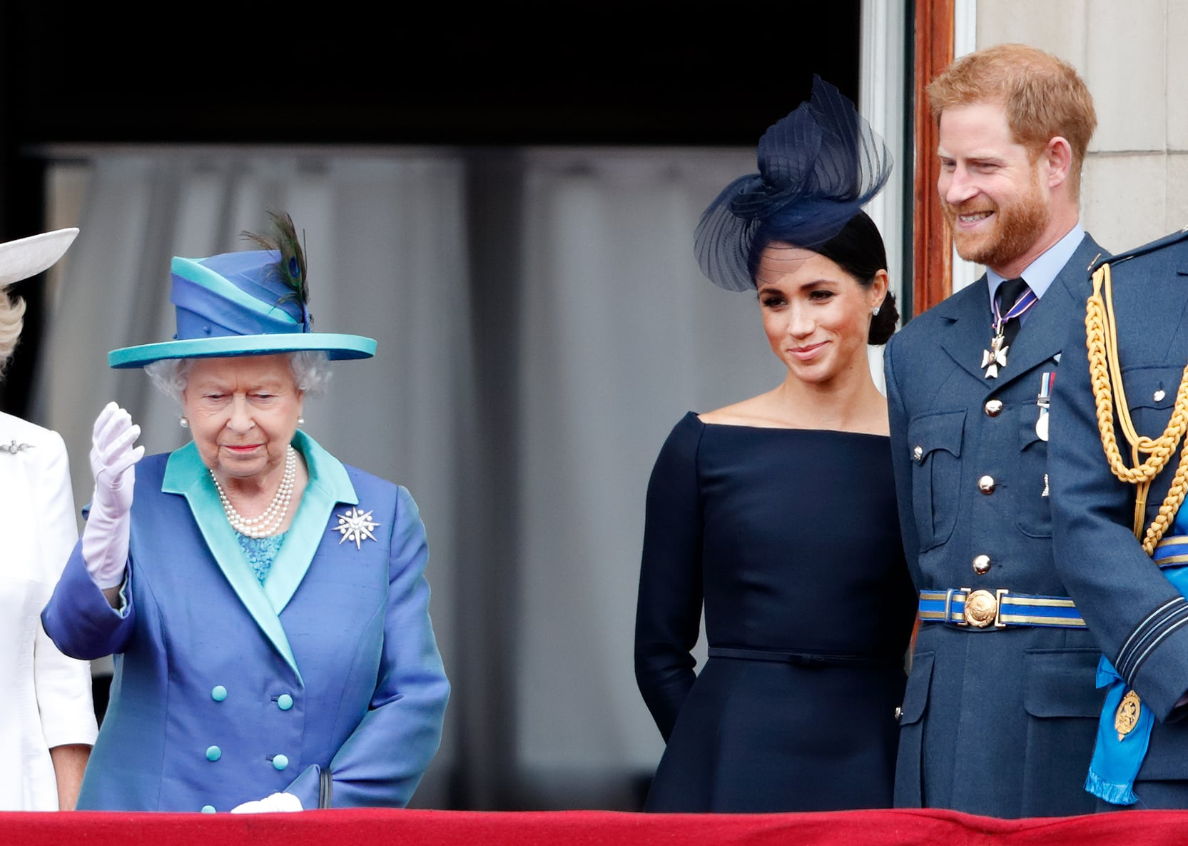 queen elizabeth ii issues a statement about prince harry and meghan markle what s going on with harry and meghan everything to know about their royal exit popsugar celebrity photo 12 queen elizabeth ii issues a statement