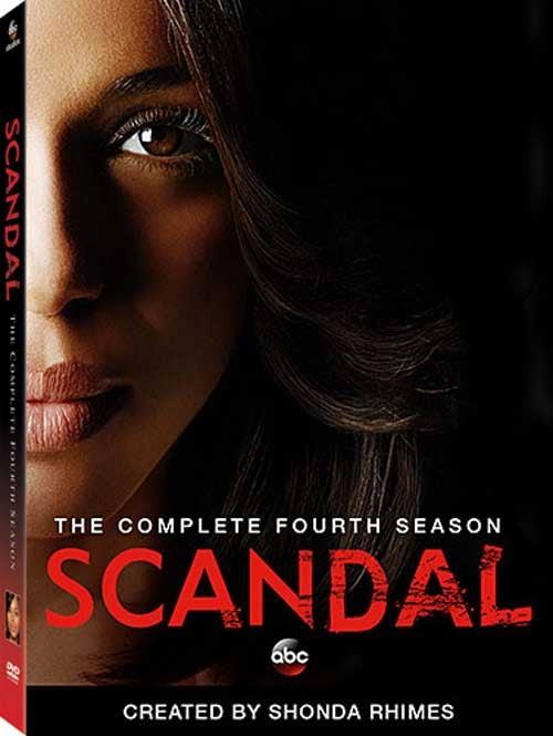 Season 4 DVD ($25)