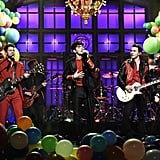 The Jonas Brothers on Saturday Night Live