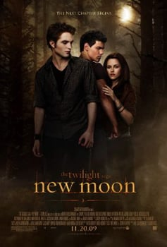 New Moon Breaks Records For Midnight Ticket Sales