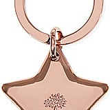 Got a little more cash to splash? Treat someone special to a Mulberry star keyring (£70).