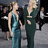 Scarlett Johansson and Laura Dern at the 2020 SAG Awards
