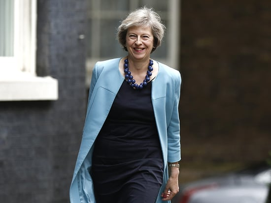 Britain's New Prime Minister Theresa May Prepares for Her First Meeting with Queen Elizabeth as David Cameron Exits
