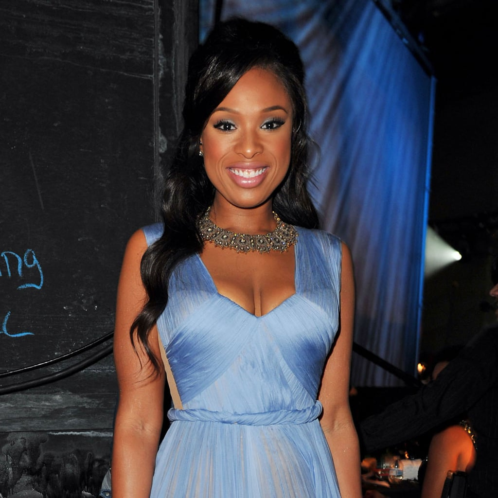 Jennifer Hudson at the 2012 NAACP Image Awards