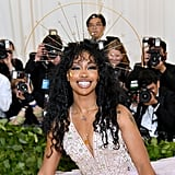 Pictured: SZA