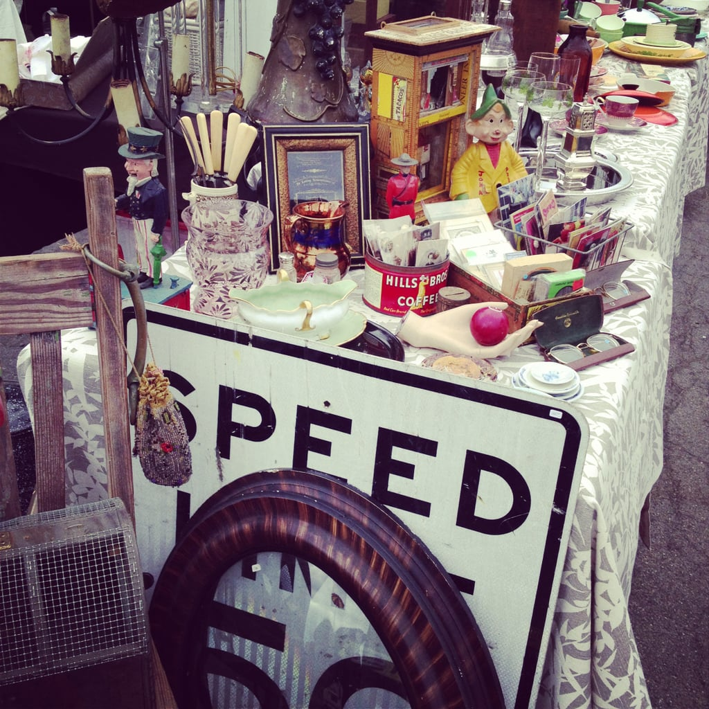 Living Essentials You Can Find at Your Local Flea Market