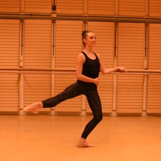 Ballet Barre Exercise Video