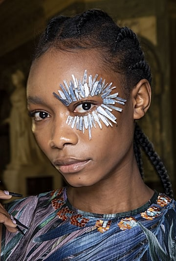 London Fashion Week Autumn 2020 Best Hair and Makeup Looks