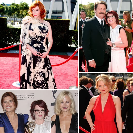 Stars Get the Emmys Party Started Honouring Creative Arts Winners