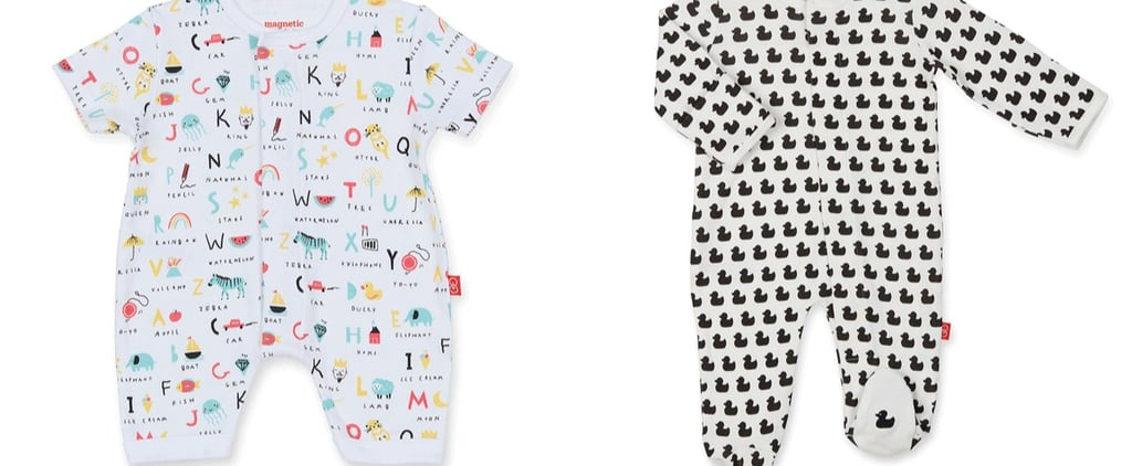 Magnetic Baby Clothes