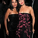 Pictured: Kerry Washington and Bellamy Young