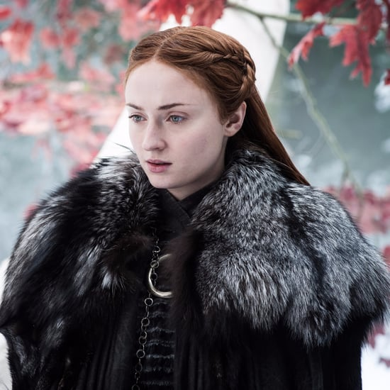 Sansa Stark's Outfit Game of Thrones Season 7