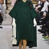 Paloma Elsesser on the Lanvin Fall 2020 Runway at Paris Fashion Week