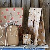 Vinter 2019 Beige Gift Bags