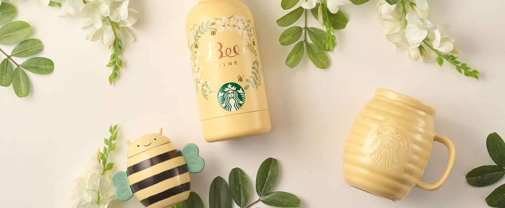 "Starbucks Asia Pacific ""Bee Mine"" Valentine's Day Collection"