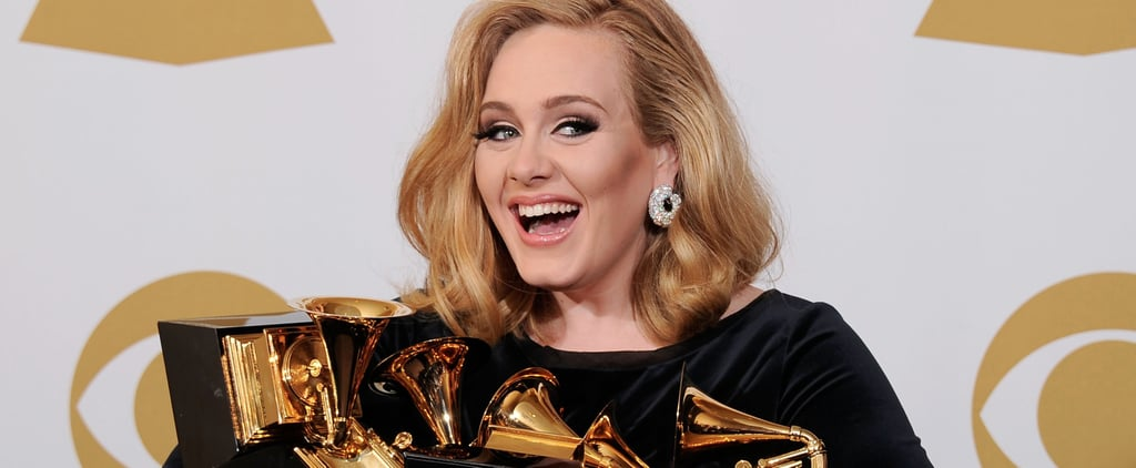 How Many Grammys Does Adele Have? There Are a Ton, So Let's Break It Down