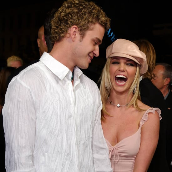 Britney Spears and Justin Timberlake Throwback Pictures