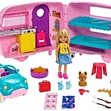 Barbie Club Chelsea Camper and Accessories