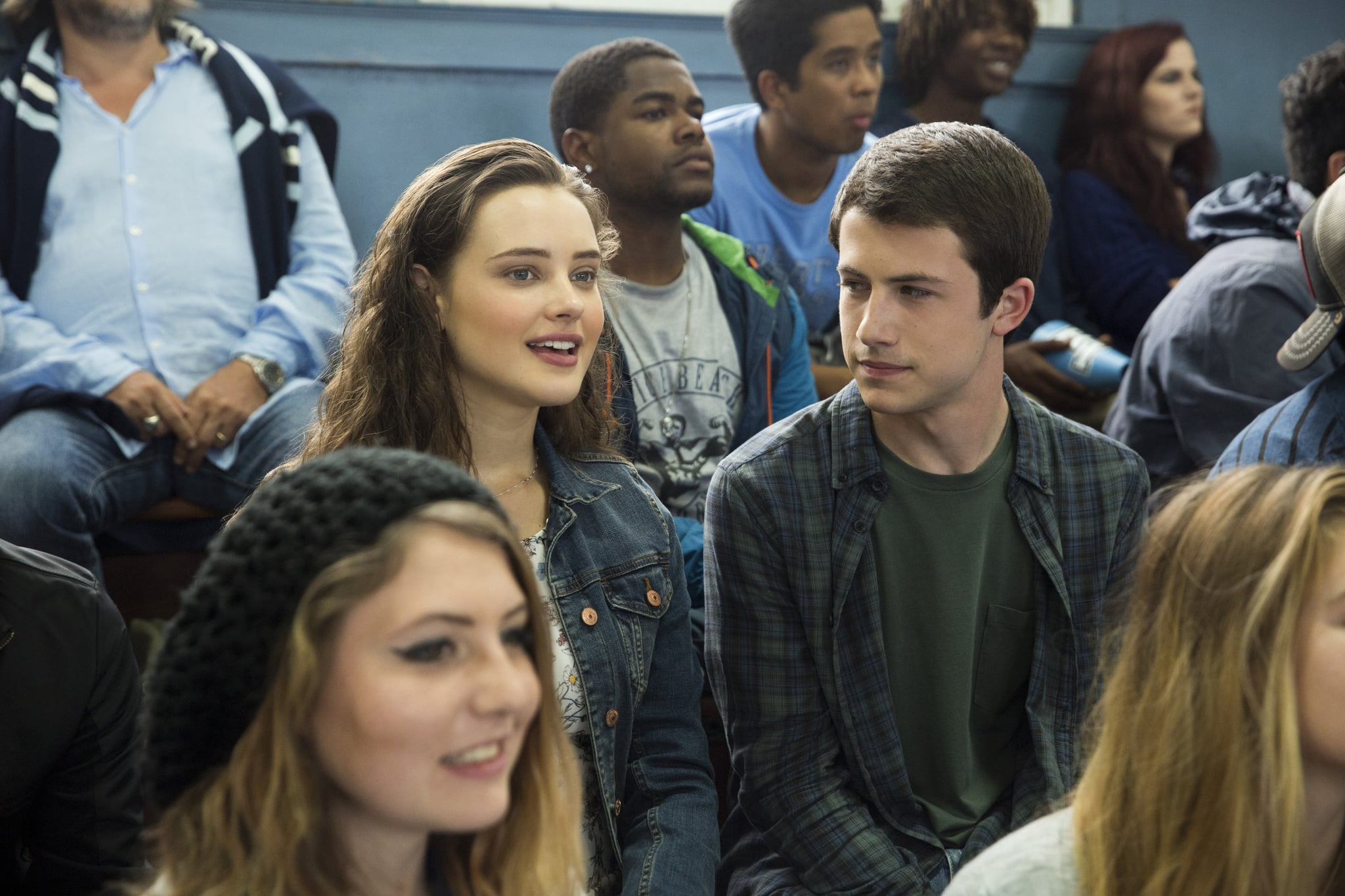 13 Reasons Why Quotes About Suicide Scene 2017 Popsugar Entertainment