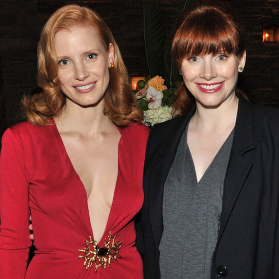 "Bryce Dallas Howard Lip-Syncs ""I Am Not Jessica Chastain"""