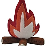 Fire Decor Pillow