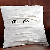 Pottery Barn Mummy Decorative Pillow ($33)