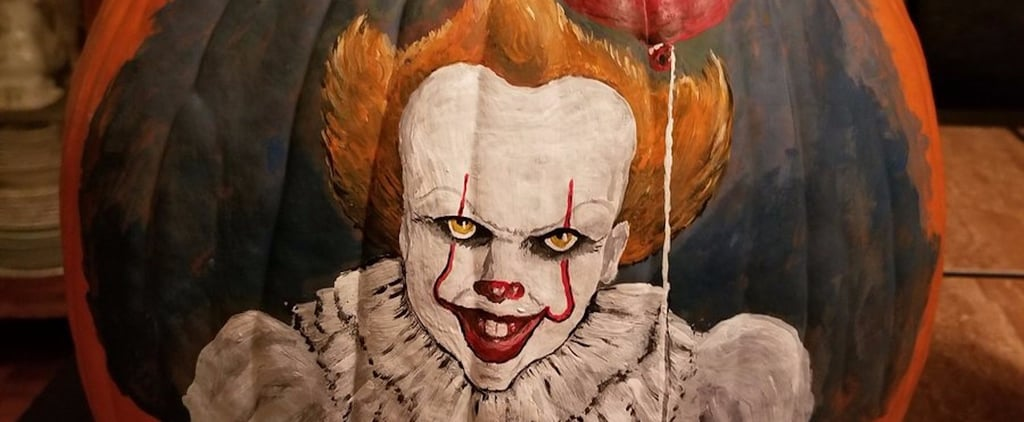 Pennywise Pumpkins Are Taking Over Social Media, So Good Luck Sleeping Tonight