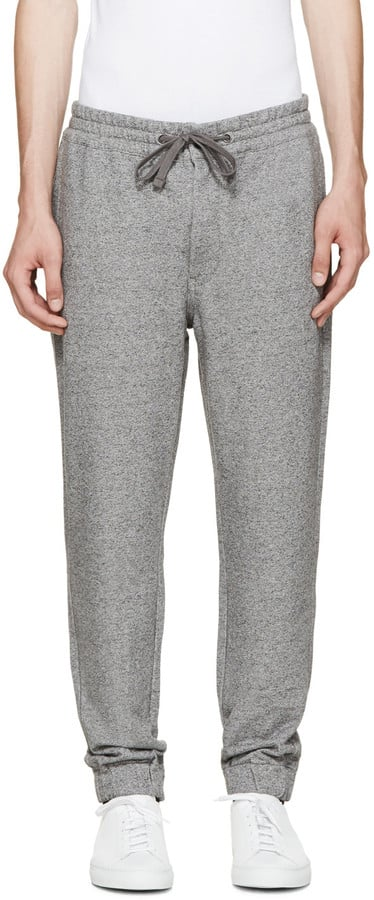 Gray Sweatpants