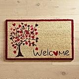 Heart Tree Doormat