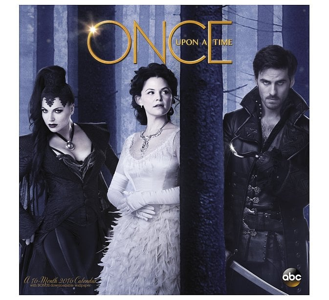 Once Upon a Time 2016 Wall Calendar ($13)