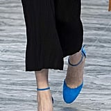 Victoria Beckham Shoes on the Runway at London Fashion Week