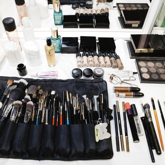 Makeup Artist Shares How She's Cleaning Her Kit Due to COVID