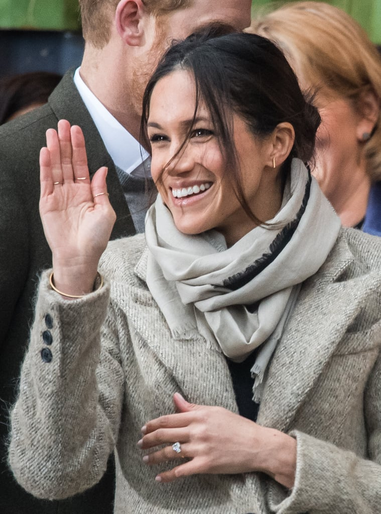 She's Mastered the Royal Wave