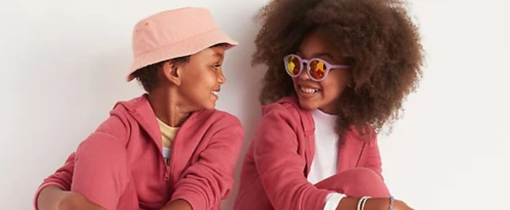 We Love These Gender-Neutral Old Navy Back-to-School Clothes