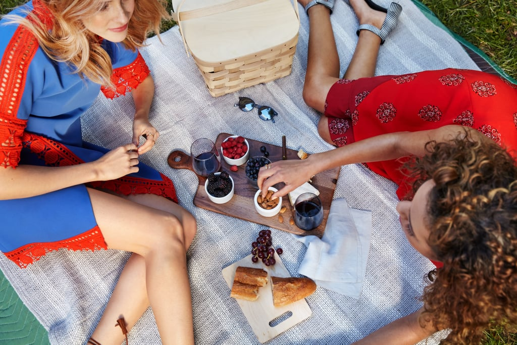 Have an old-fashioned picnic