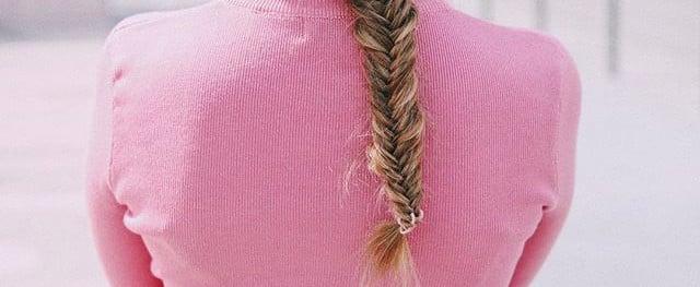 Spiral Hair Tie Hairstyle Ideas