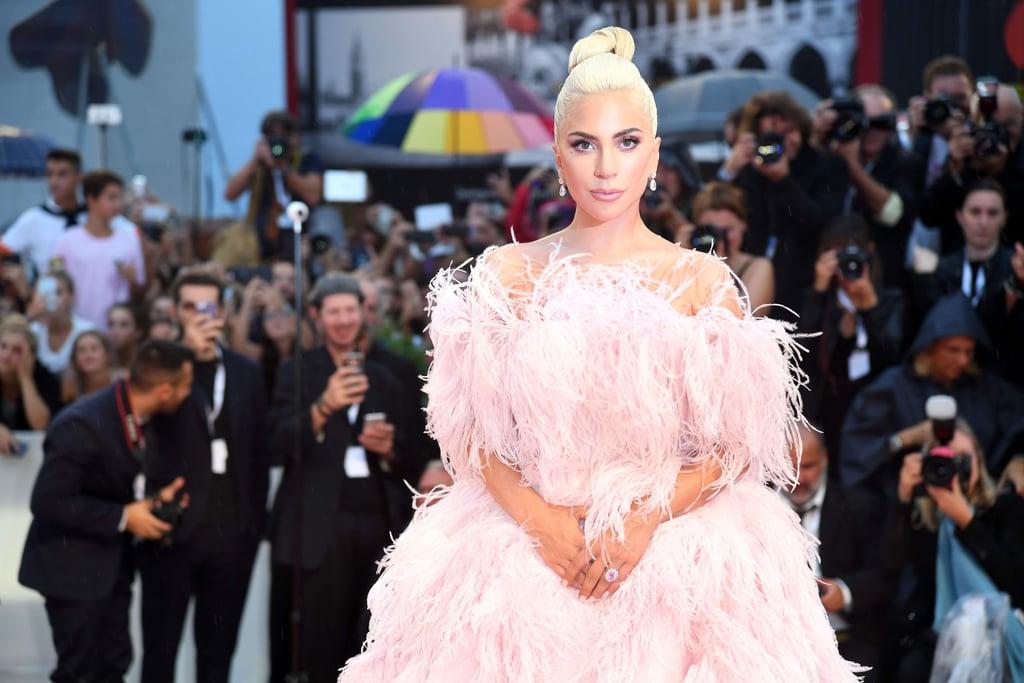 Lady Gaga's Beauty Routine