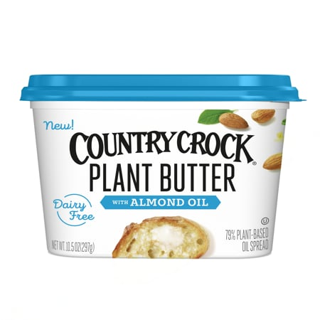 Plant Butter with Almond Oil