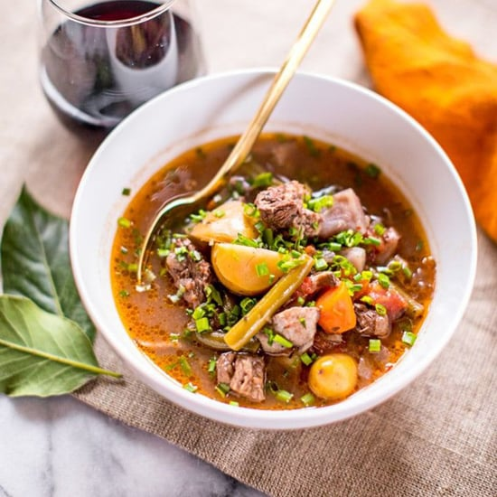 Keto Beef Stew Recipe