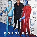 Josh Duhamel and Son at Cirque du Soleil LA Show 2016