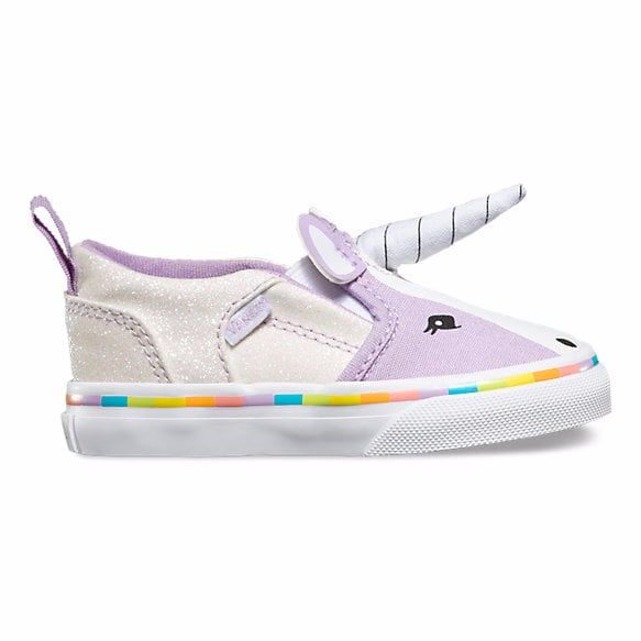 Toddler Asher V Unicorn Slip-Ons