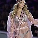 Model Hair Victoria's Secret Fashion Show 2016