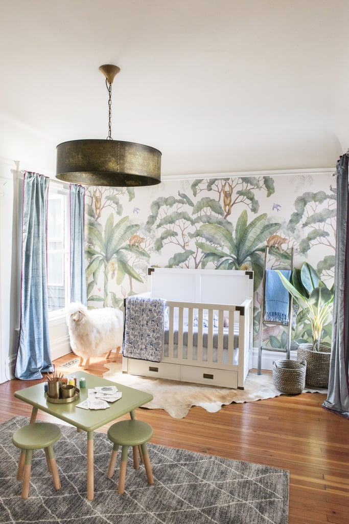 Make Area Rugs Work For You How To Design A Nursery Popsugar