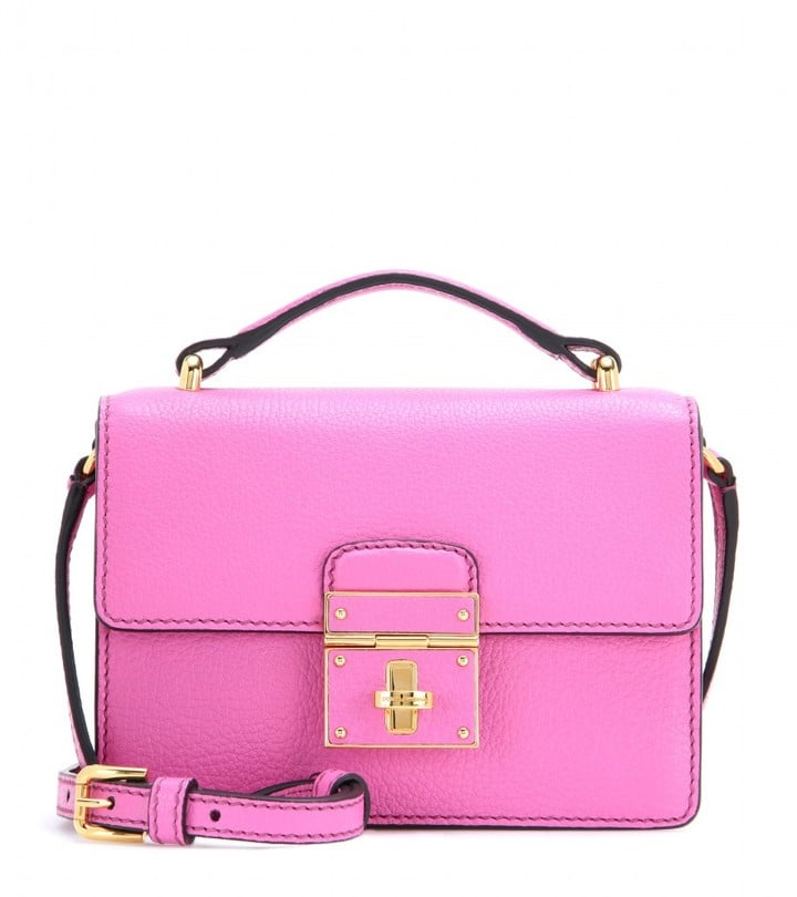Dolce & Gabbana Rosalia Leather Bag ($1,395)