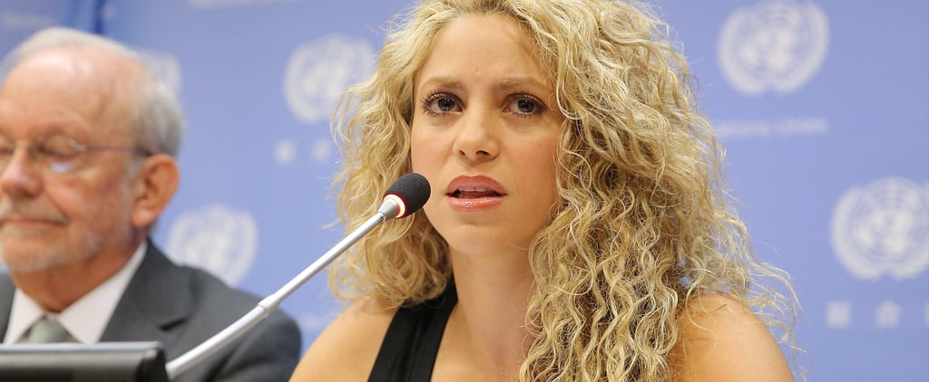 Shakira Speaks Out For Families Separated at the Border