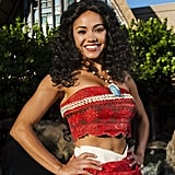 Guests Meet Moana