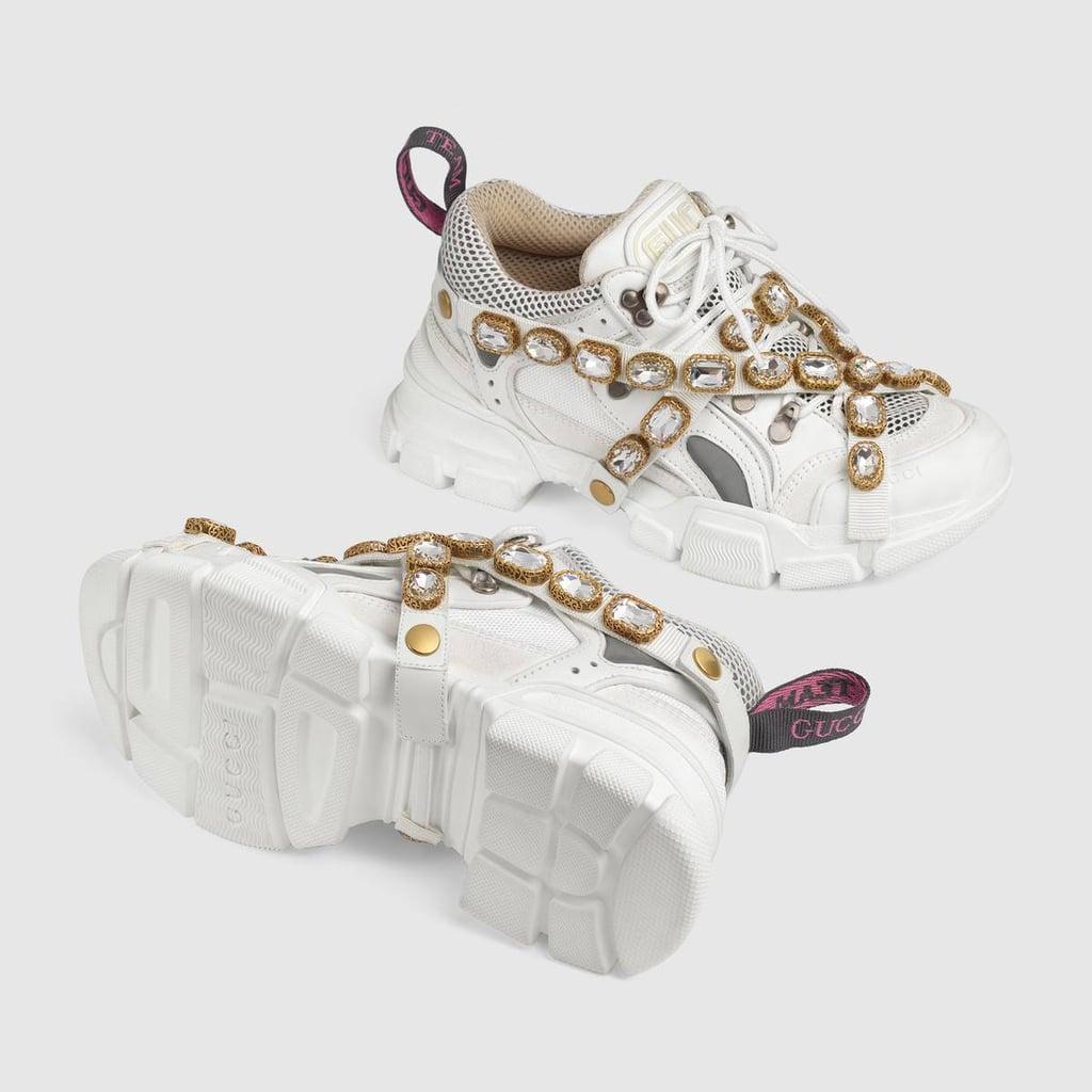 Gucci Flashtrek Sneakers | 2019 Fashion Trends | POPSUGAR ...