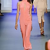 The Cushnie et Ochs collection was revealed during New York Fashion Week on Sept. 9.
