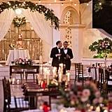 Wildlife Conservation Wedding